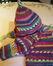 Sconto speciale alta qualità metà prezzo berretto peruviano   La Maglia di Marica