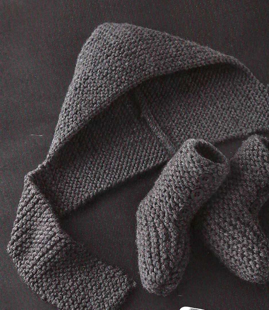 I punti maglia adatti alla lavorazione di una sciarpa devono essere reversibili (in modo da poter usare la sciarpa da ambo i lati) e, possibilmente, non arrotolarsi ai lati. Come si fa ad ottenere questo effetto?