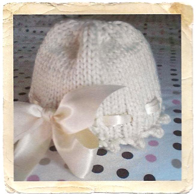 Famoso berretto neonato-ferri circolari | La Maglia di Marica UV15