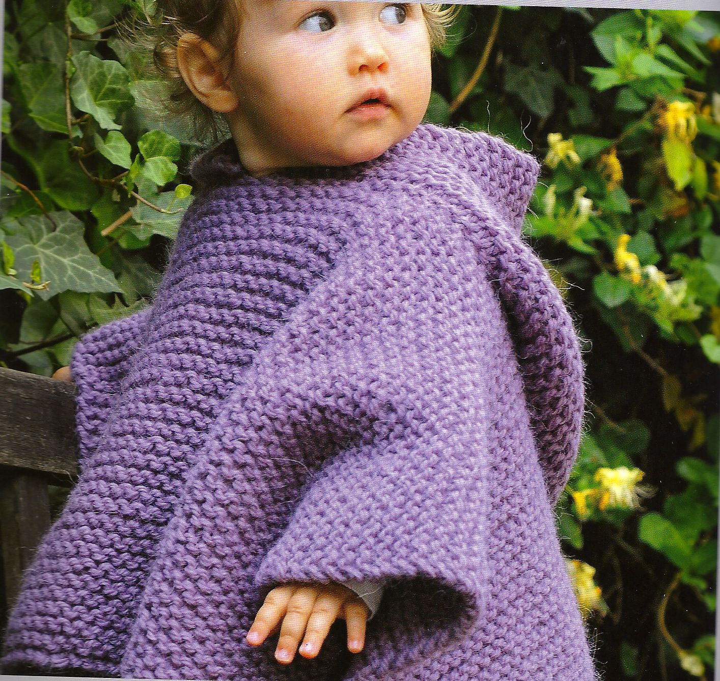 Knitting Poncho Patterns