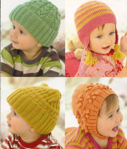 yeşil haki ve turuncu renk te bebek bereleri