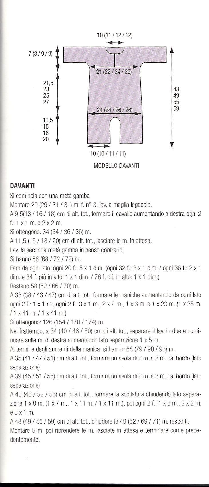 TUTINE-TUTINE E SALOPPETTE dai 3 mesi  f05672c45ca6