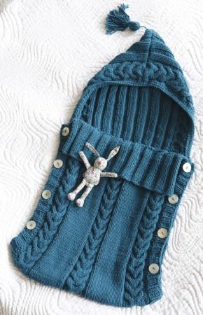Ladies Waistcoat Knitting Pattern : Quando i ?sacchi? si chiamavano:?portenfant? La Maglia di Marica