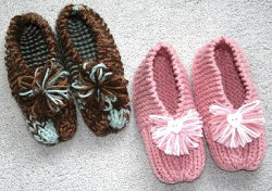 knit-slippers
