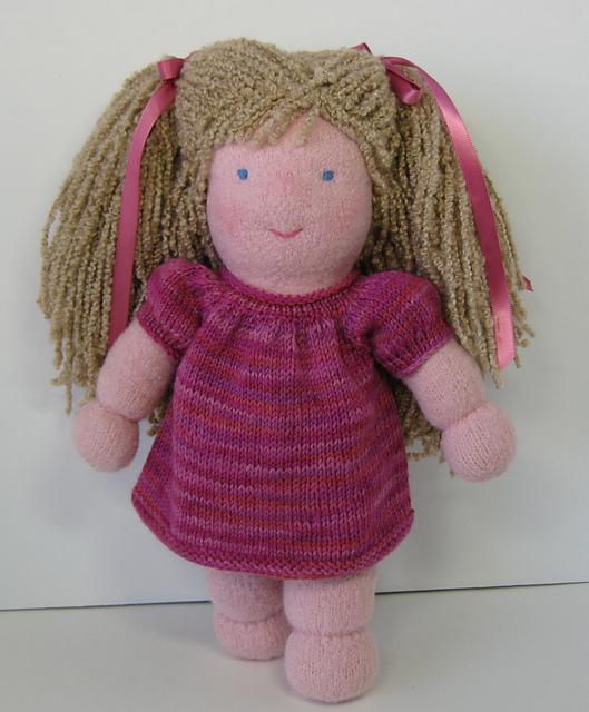 Vestiti Per Le Bambole All Uncinetto Abiti Per Le Barbie La Maglia
