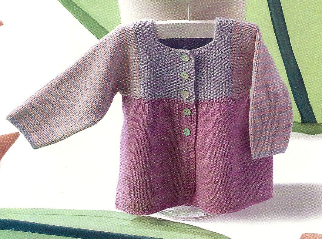 Precedente che vi avrei parlato di una rivista di maglia per bambini