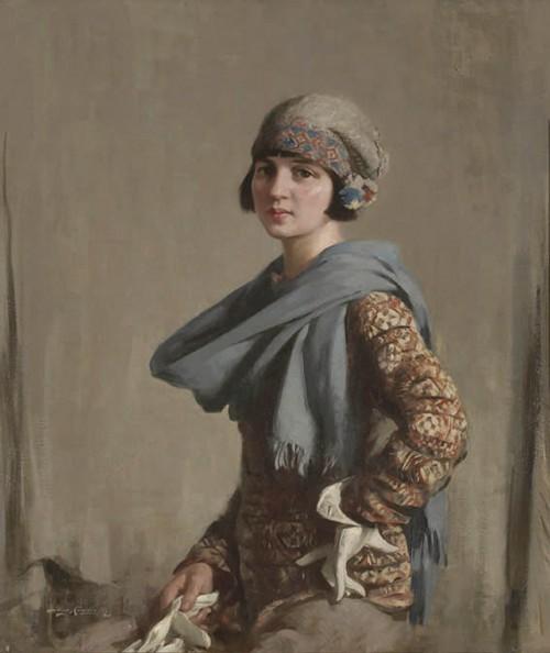 Stanley-Cursiter-The-Fair-Isle-Jumper-1923-e1321982633943