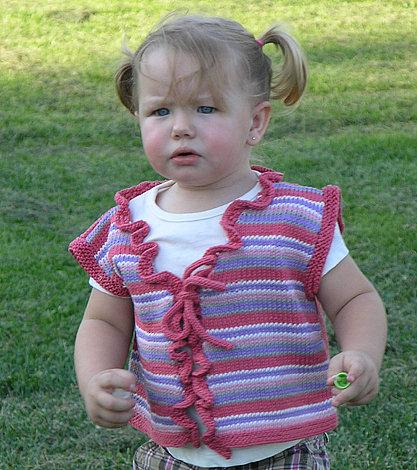 knit baby vest2