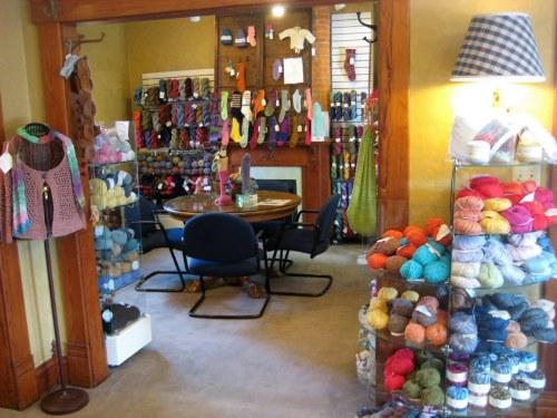 sock room