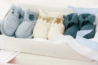 Knitted Patterns For Babies : scarpine-calzine-calzerotti La Maglia di Marica Pagina 5
