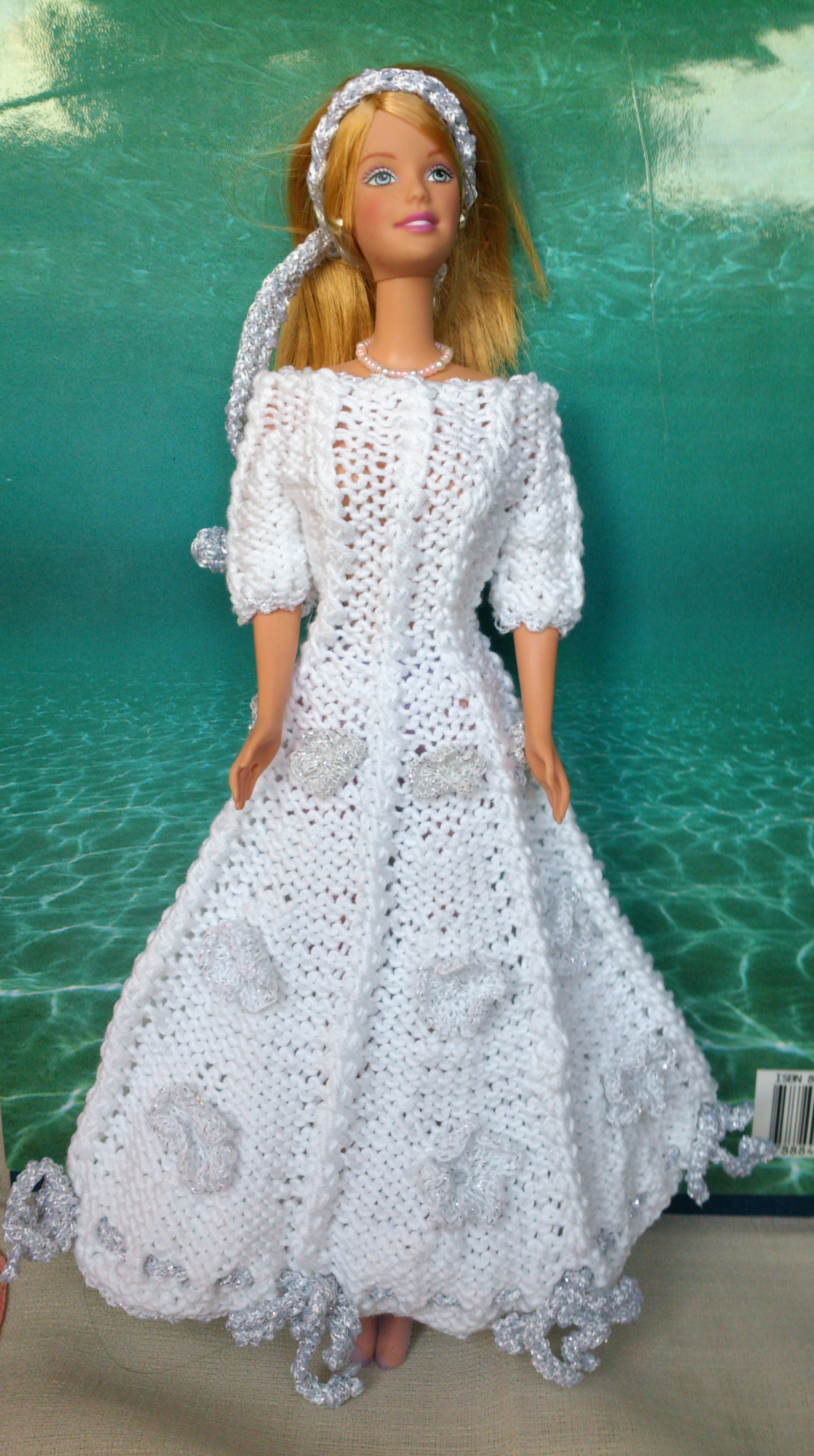 Abiti Per Le Barbie La Maglia Di Marica
