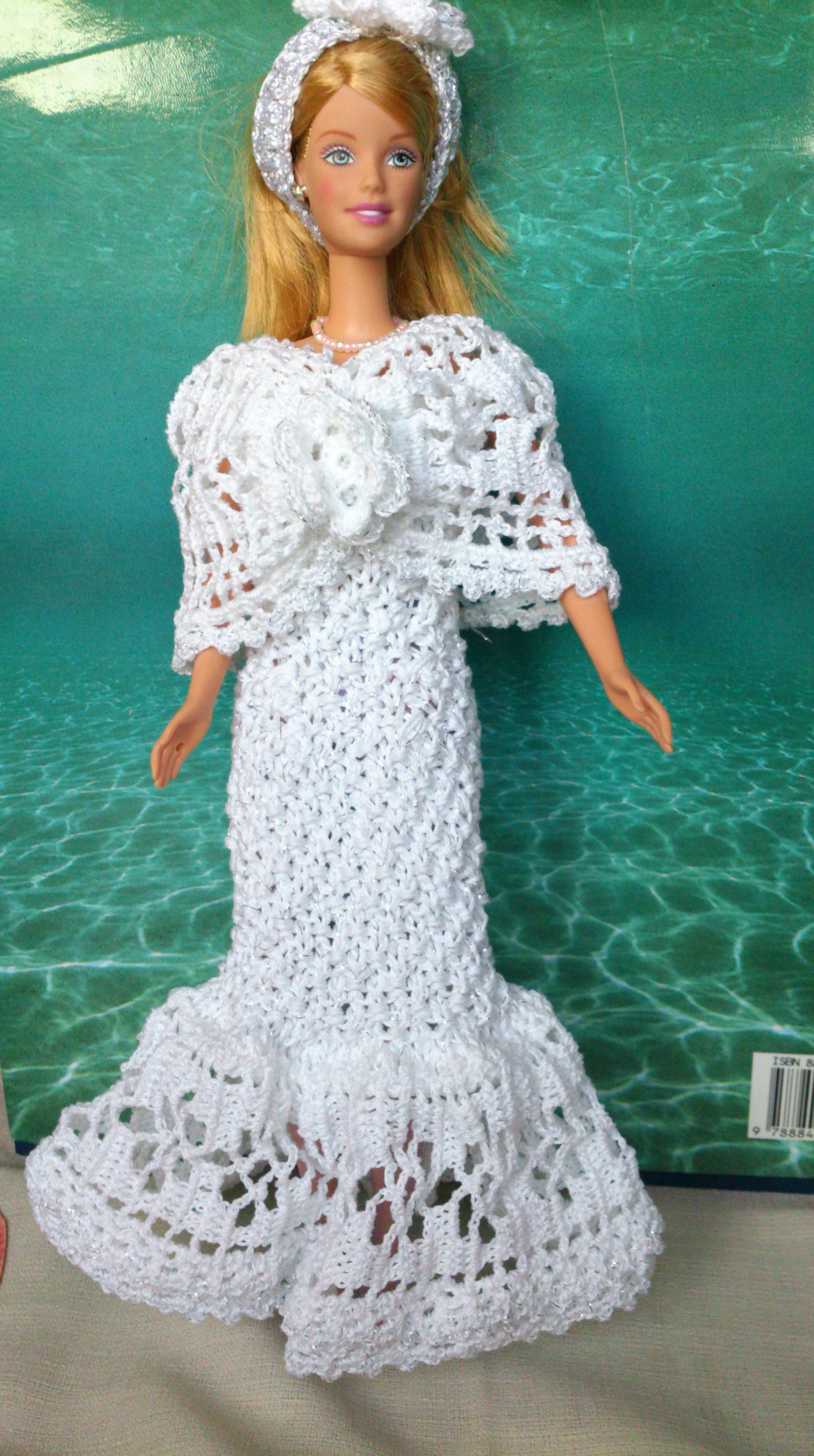 Super abiti per le barbie | La Maglia di Marica TM34