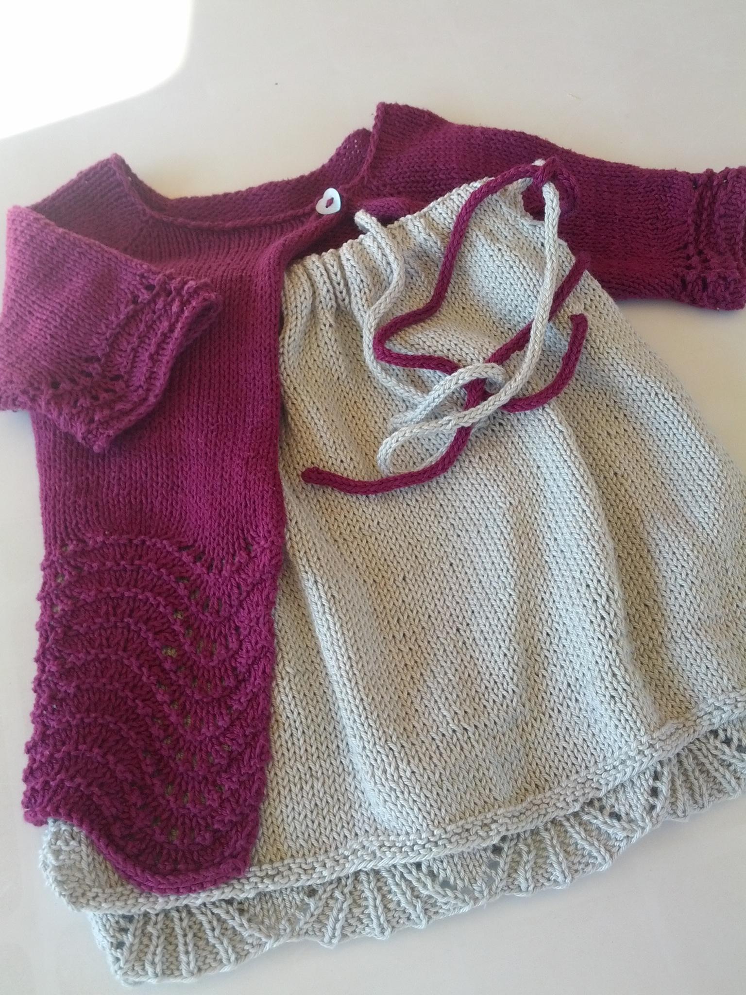 Molto lavori a maglia per bambini | La Maglia di Marica FD04