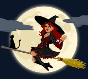 pretty-witch