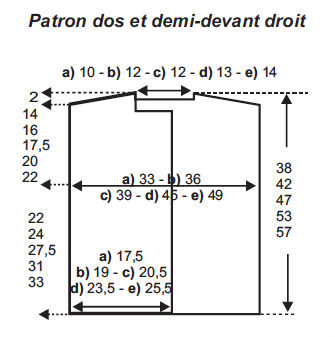 Schéma-dos-et-demi-dev-gilet-Pt-M-Phildar