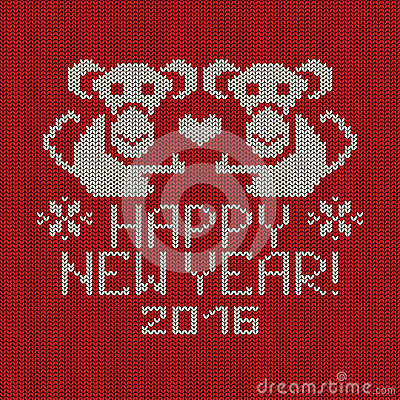 new-year-knitted-pattern-card-monkey-funny-chinese-zodiac-symbol-59028337