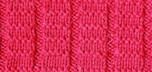 Baby_Blanket_purple_line_pattern-2