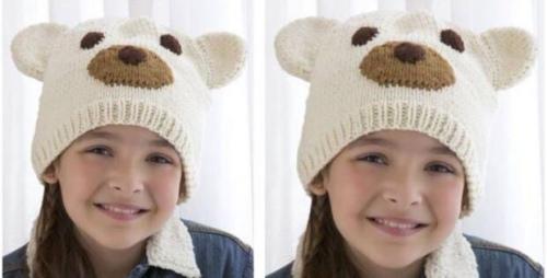 Il berretto orso polare  4a23d5e835aa