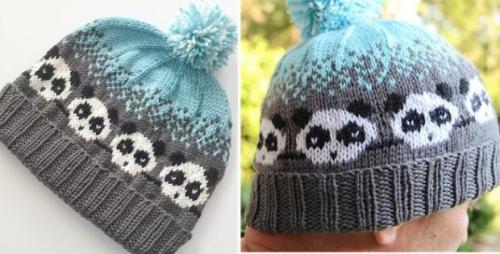 Piccoli panda il berretto a2ceb0e50a0c