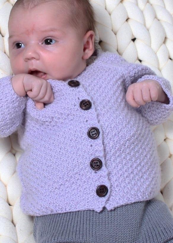 Super golfino neonato | La Maglia di Marica RM34